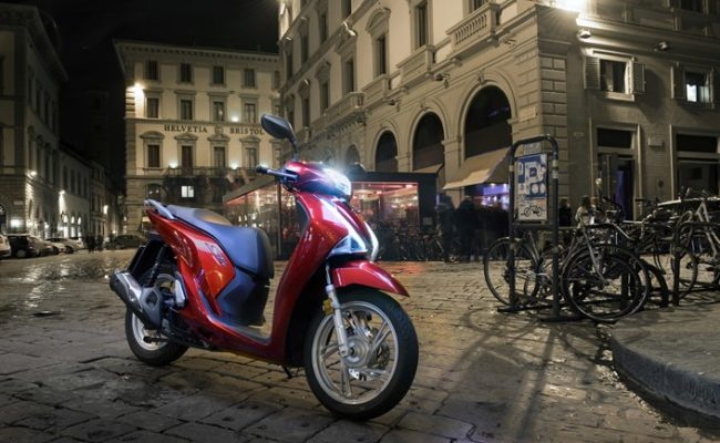 Florence Press Event – 17YM SH125i