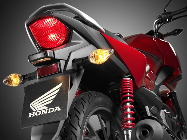 Honda CB125F 2017