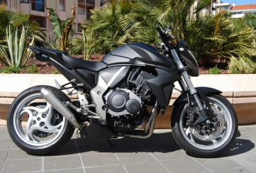 CB1000 R Dark Black