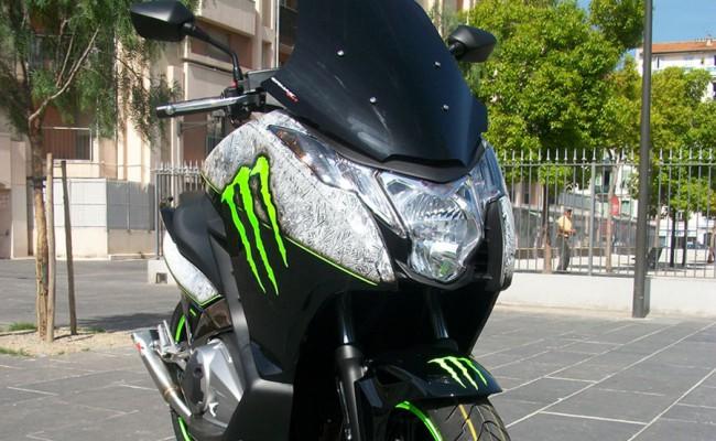 Honda Integra Monster