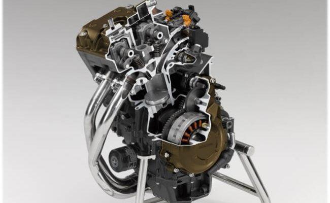 16YM CB500X, CBR500R and CB500F Engine