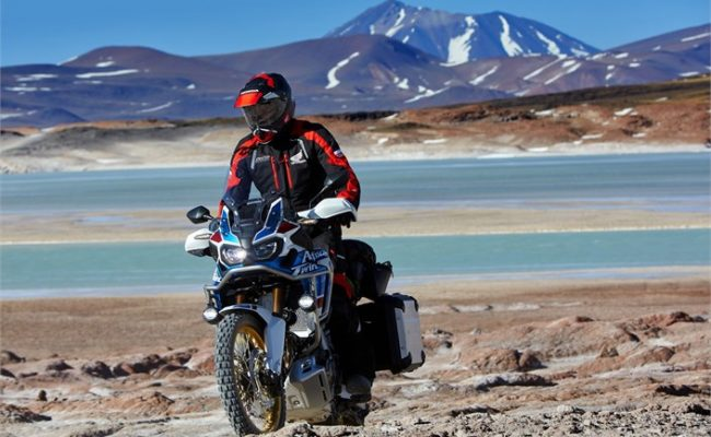 2018 Africa Twin Adventure Sports