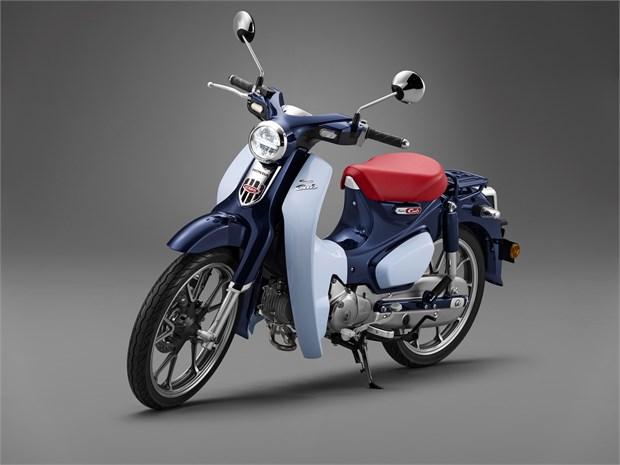 Super Cub 125 Concept