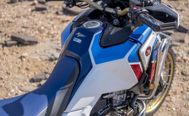 20YM Africa Twin Adventure Sports Fuel Tank