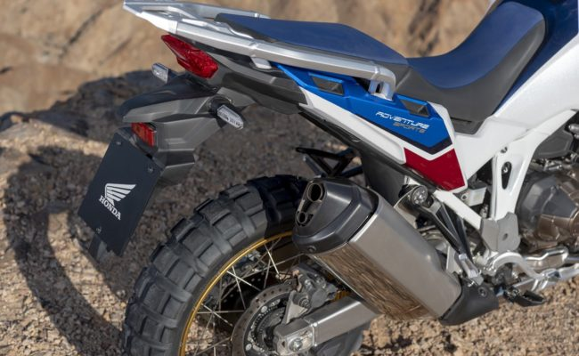 20YM Africa Twin Adventure Sports Exhaust